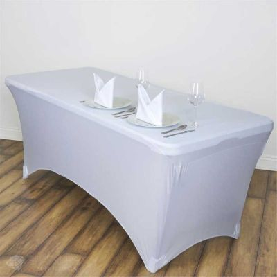 Rectangular Fitted Tablecloth