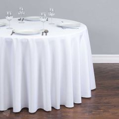 """108"""" Round Tablecloth"""